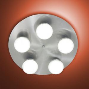 Fabas Luce - Melville - Melville PL L - Deckenlampe mit 5 Lichtpunkte