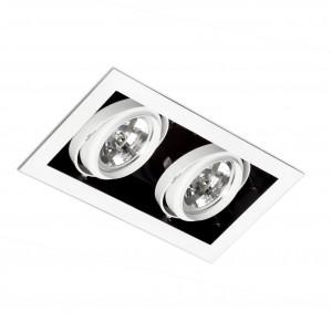 Faro - Indoor - Gingko - Gingko FA 2L - Einbaulampe mit 2 Leuchten