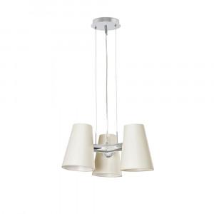 Faro - Indoor - Hotelerie - Lupe SP - Pendelleuchte mit drei Lampen