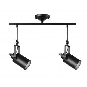 Faro - Indoor - Punti luce - List PL 2 luci - Deckenlampe mit 2 Leuchten