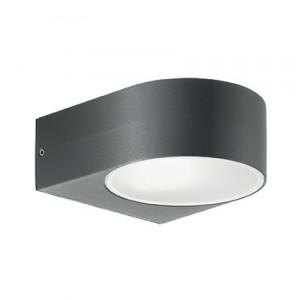 Ideal Lux - Mito - Iko AP1 - Moderne Wandlampe mit doppeltem Diffusor