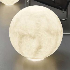 In-es.artdesign - Floor Moon - In-es.artdesign Floor Moon 3 Wohnzimmerlampe