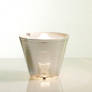 Rotaliana - MultiPot+ - MultiPot+ Chrome - LED Design-Lampe