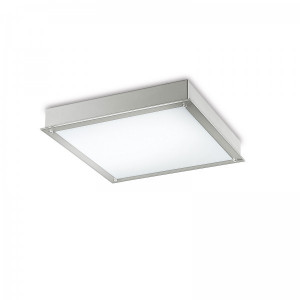 Traddel - Wall or ceiling recessed lamp - Traddel Millennium PL L square