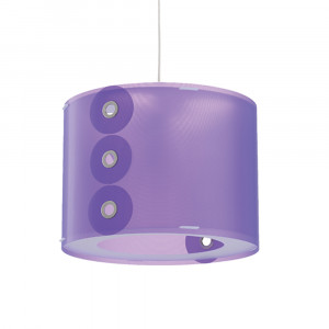 Artempo - Pendant lamps in Polilux - Rotho SP - Colored pendant lamp