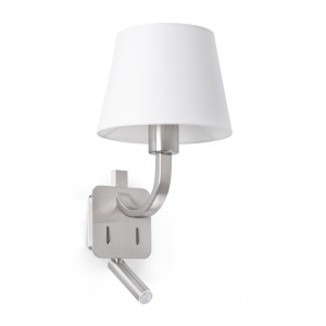 Faro - Indoor - Essential - Essential AP R - Wall lamp and reading lamp