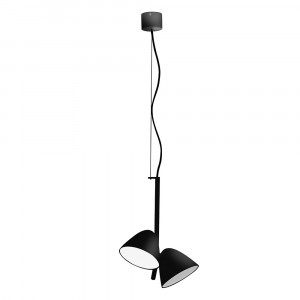 Faro - Indoor - Flash - Flash SP 2L  LED - Pendant lamp with 2 LED lights