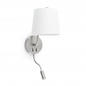 Faro - Indoor - Hotelerie - Berni AP R - Wall lamp and reading lamp