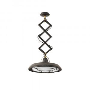 Faro - Indoor - Industrial - Plec SP 1L EX LED - Extendable LED pendant lamp