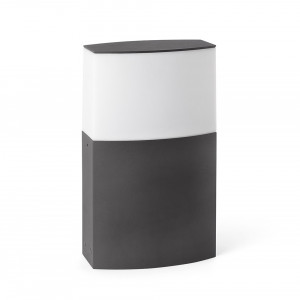 Faro - Outdoor - Datna - Datna PT S - Designer bollard for the garden small