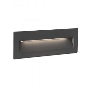 Faro - Outdoor - Sedna - Nat FA LED - Recessed wall spotlight with LED light