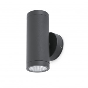 Faro - Outdoor - Steps - Cobo AP LED - LED wall lamp with double light emission
