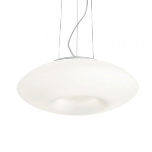 Ideal Lux - Glory - Glory SP3 D40 - Suspension with glass diffuser