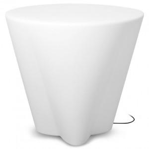 Linea Light - Flower Family - Flower FL TL OUT  LED RGB - Luminous table for gardens with LED light