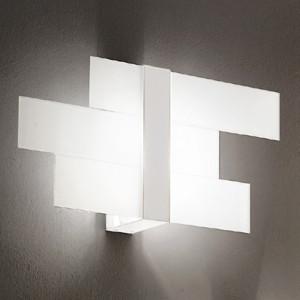 Linea Light - Triad - Triad - Wall lamp three glasses M