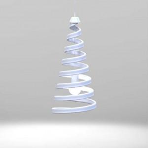 Lumicom - Twister - Twister – Pendant lamp