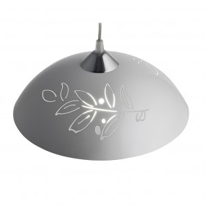 Lumicom - WJ - WJ Feuille – Decorated pendant lamp S