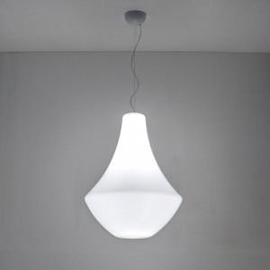 Ma&De - Monarque - Monarque P SP S LED - LED light suspension lamp with classic lines measure S