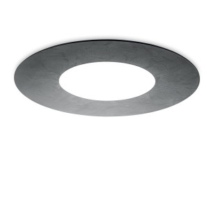 Ma&De - Square LED - Square SR PL M LED - Design round ceiling lamp double emission with LED light
