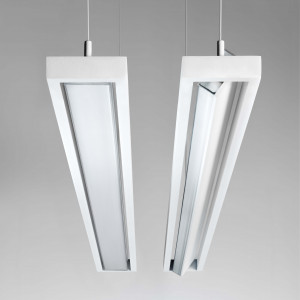 Ma&De - Tablet LED - Tablet P1 SP LED - Adjustable suspension lamp in polycarbonate with LED light