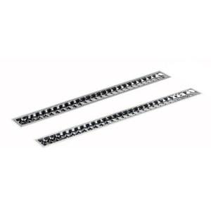 Traddel - Profil - Outline S - Specular aluminium diffuser