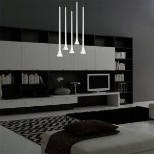 Vistosi - Sissi - Sissi SP D5 - 5 lights pendant lamp