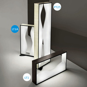 Vistosi - Tablò - Tablò LT2A - Modern table lamp