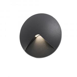 Faro - Outdoor - Sedna - Uve FA LED - Spot de chemin rond encastrable LED d'extérieur