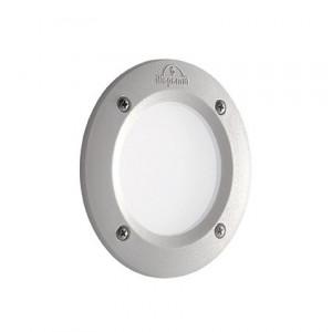 Ideal Lux - Leti - Leti Round FI1 - Lampe circulaire encastrable en résine