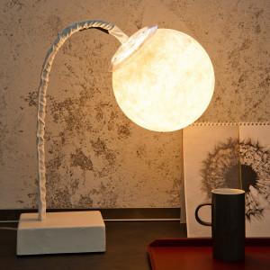 In-es.artdesign - Micro Luna - Micro T. Luna - Lampe de table flexible