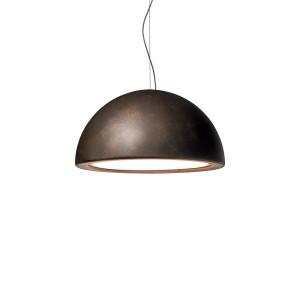 Ma&De - Entourage - Entourage P1 SP S LED - Lampe suspension en forme de dôme de petite taille, lumière LED dimmable