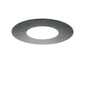 Ma&De - Square LED - Square SR PL S LED - Petit lampe de plafond ronde à double émission lumineuse LED