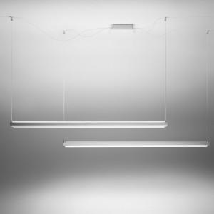 Ma&De - Tablet LED - Tablet P2 SP LED - Suspension orientable à deux lumières LED