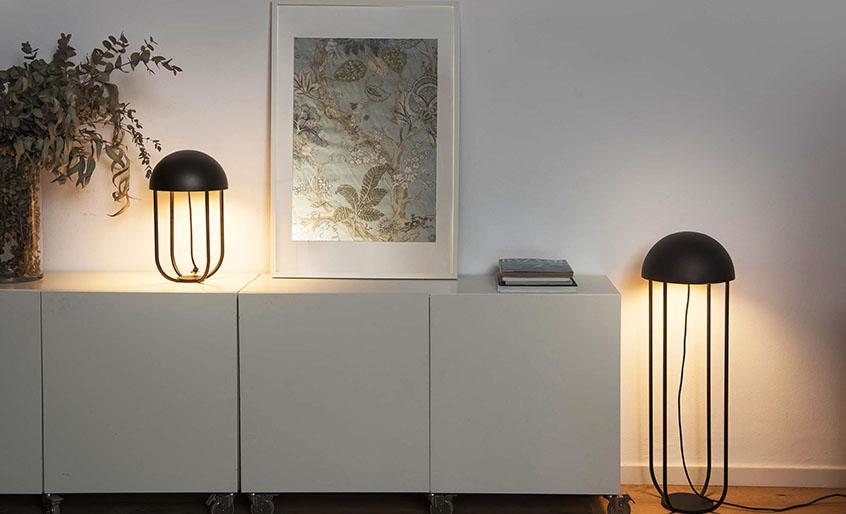 faro barcelona design lampen f r drinnen und drau en. Black Bedroom Furniture Sets. Home Design Ideas