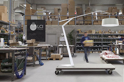 Produzione Lumen Center Italia 1