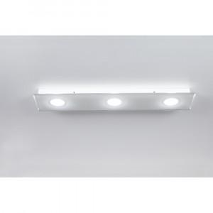 Emporium - Domino - Domino PL 3 - Lampada a soffitto a tre luci