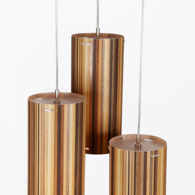 Emporium - Tumbler - Tumbler SP 3 dif - Sospensione da tre luci