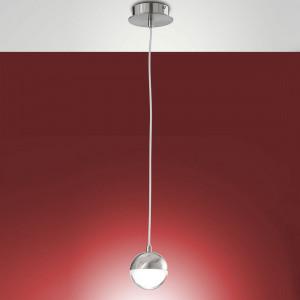 Fabas Luce - Melville - Melville SP S - Sospensione con diffusore a sfera