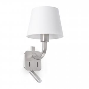 Faro - Indoor - Essential - Essential AP R - Lampada a parete e luce di lettura
