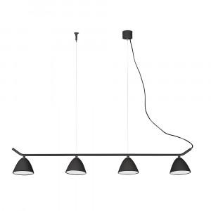 Faro - Indoor - Flash - Flash SP 4L  LED - Lampadario a 4 luci a LED