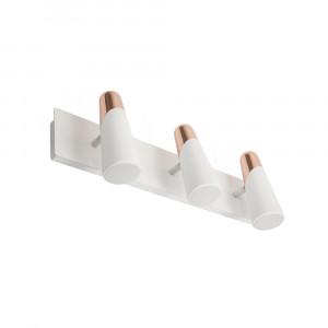 Faro - Indoor - Lao - Lao AP 3L  LED - Applique 3 luci a LED