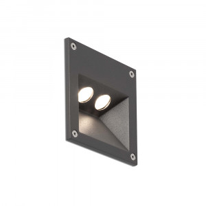 Faro - Outdoor - Sedna - Citrus FA LED - Faretto segnapasso ad incasso LED per esterni