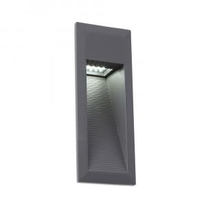 Faro - Outdoor - Sedna - Landai FA LED - Faretto segnapasso a incasso LED rettangolare