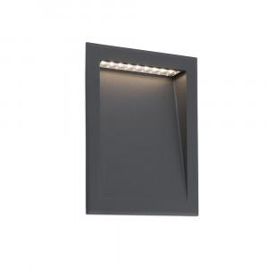 Faro - Outdoor - Sedna - Soun FA LED - Lampada a incasso segnapasso LED per esterni