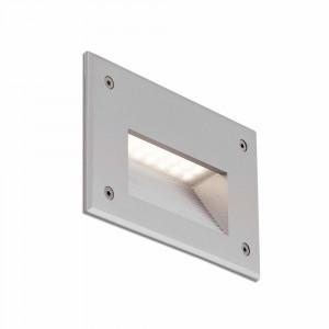 Faro - Outdoor - Sedna - Store FA LED - Faretto segnapasso da parete a incasso LED