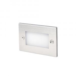 Faro - Outdoor - Tecno - Gron FA LED - Faretto segnapasso a incasso LED