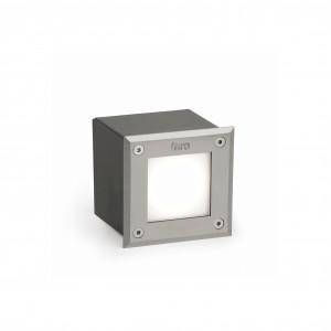 Faro - Outdoor - Tecno - Led-18 FA LED square - Faretto per esterni carrabile LED quadrato