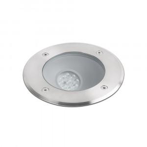 Faro - Outdoor - Tecno - Salt FA LED - Faro segnapasso carrabile LED in acciaio