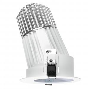 i-LèD - Downlights - Quantum - Quantum-J1 Tilting - arrayLED 25 W 720 mA - CRI 95