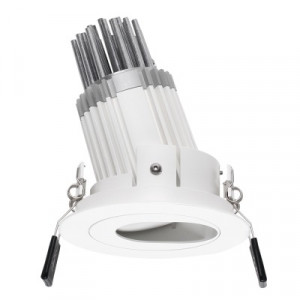 i-LèD - Downlights - Quantum - Quantum-J2 Adjustable - powerLED 15 W 400 mA CRI 95